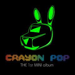CRAYON POP The 1st MINI album