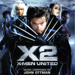 X2 - X-Men United (2012) OST CD2