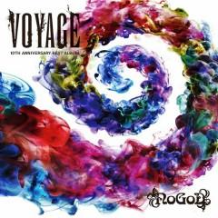VOYAGE - 10TH ANNIVERSARY BEST ALBUM CD1 - NoGoD