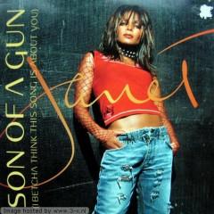 Son Of A Gun (Promo CDS) - Janet Jackson
