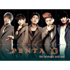 1st. Single Sold Out! - Penta-G