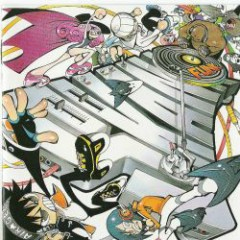 Air Gear Original Soundtrack - What A Groovy Trick!! CD1