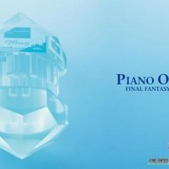 Piano Opera Final Fantasy I/II/III OST - Nobuo Uematsu