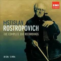 The Complete EMI Recordings CD3 - Mstislav  Rostropovich