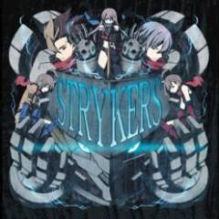 Dengeki Stryker Original Soundtrack - STRYKERS CD2