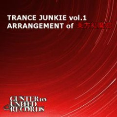 TRANCE JUNKIE vol.1 ARRANGEMENT of Touhou Koumakyou - gunter10 UNITED Records