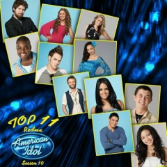 American Idol Season 10 Top 11 Redux
