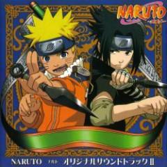 NARUTO Original Soundtrack II