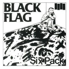 Six Pack (CDS) - Black Flag