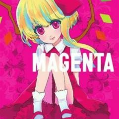 MAGENTA - Liz Triangle