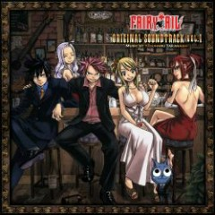 Fairy Tail Original Soundtrack Vol.1 [twh] CD2
