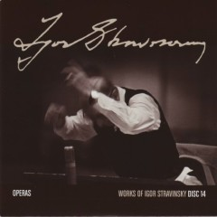 Works Of Igor Stravinsky CD 14