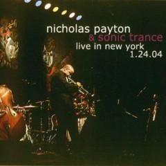 Live In New York - Nicholas Payton
