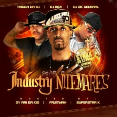Industry Nitemares (CD1)