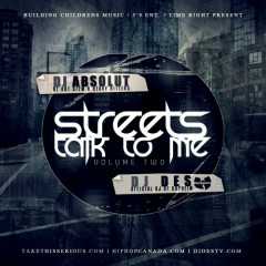 Streets Talk To Me 2 (CD1)