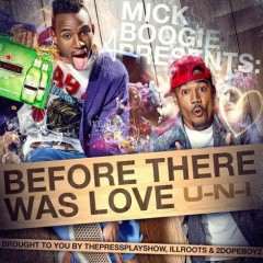 Before There Was Love (CD1)
