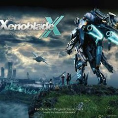 XenobladeX Original Soundtrack CD4