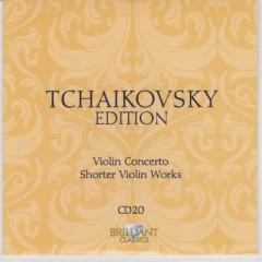Tchaikovsky Edition CD 20