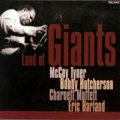 Land of Giants - McCoy Tyner