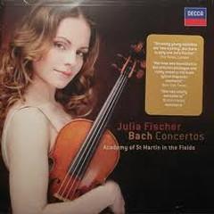 Violin Concertos; Double Concerto - Julia Fischer