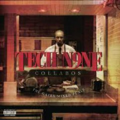 The Gates Mixed Plate (CD2) - Tech N9ne