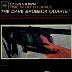 Countdown Time In Outer Space