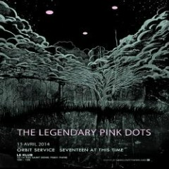 Paris In The Spring - Legendary Pink Dots