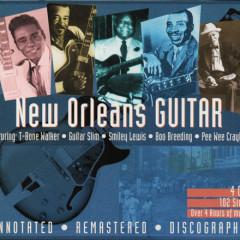 New Orleans Guitar (1947-1955) (CD 4) (Part 2)