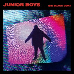 Big Black Coat - Junior Boys