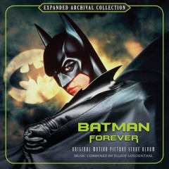 Batman Forever OST (CD1) - Elliot Goldenthal