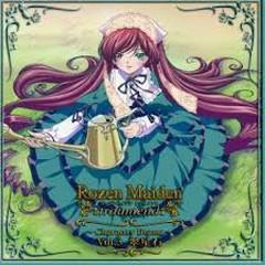 Rozen Maiden träumend ~Character Drama~ Vol.3 Suiseiseki