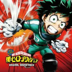 TV ANIMATION MY HERO ACADEMIA ORIGINAL SOUNDTRACK CD2 - Yuki Hayashi