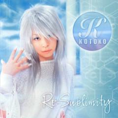 Re Sublimity (Single)