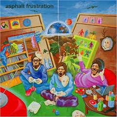 2 - Asphalt Frustration