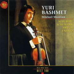 Schubert, Schumann, Bruch, Enescu