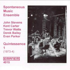 Quintessence 1 - Derek Bailey