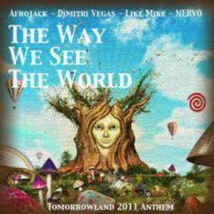 The Way We See the World (iTunes Version) - Afrojack