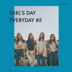 GIRL'S DAY EVERYDAY #5 (Mini Album)