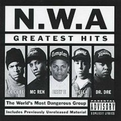 Greatest Hits (2003 Remastered) (CD2) - N.W.A