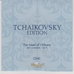 Tchaikovsky Edition CD 41 (No. 1)