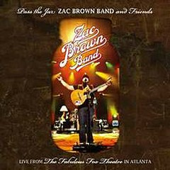 Pass The Jar (CD1) - Zac Brown Band