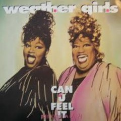 Can U Feel It - The Weather Girls