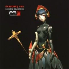 PERSONA3 FES ORIGINAL SOUNDTRACK - Shin Megami Tensei