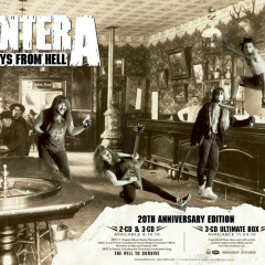 Cowboys From Hell 20th Anniversary Deluxe Edition (CD1) - Pantera