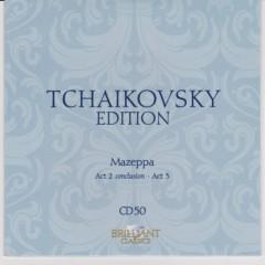 Tchaikovsky Edition CD 50
