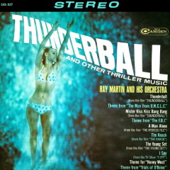 Thunderball And Other Thriller Music OST