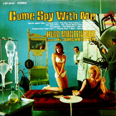 Come Spy With Me OST - Hugo Montenegro