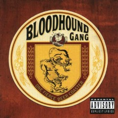 One Fierce Beer Coaster - The Bloodhound Gang