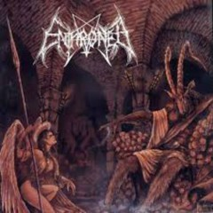 Towards The Skullthrone Of Satan - Enthroned