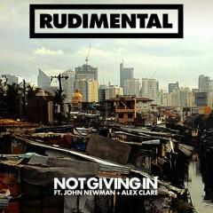 Not Giving In (Phaelah Remix)  - John Newman
